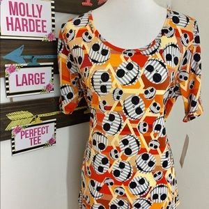 Nightmare Before Christmas Perfect Tee LuLaRoe